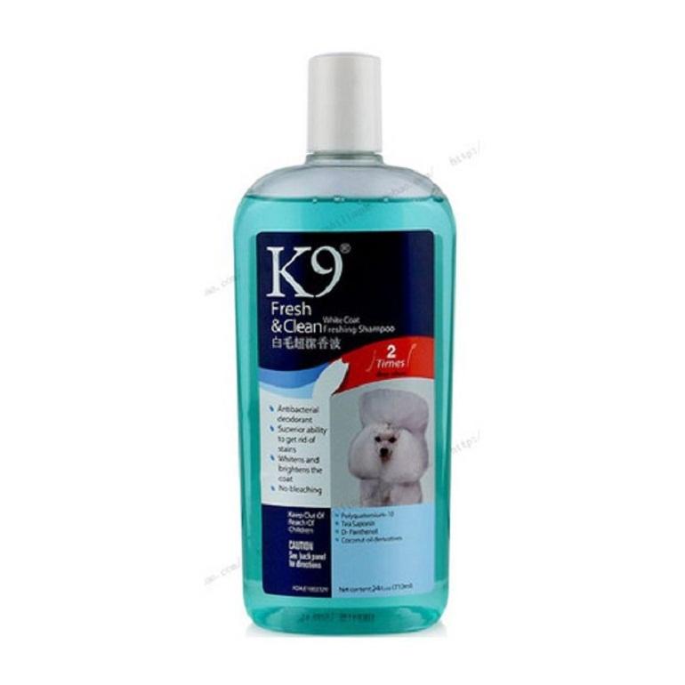 Sữa tắm K9 Fresh & Clean – Puppy & Kitten