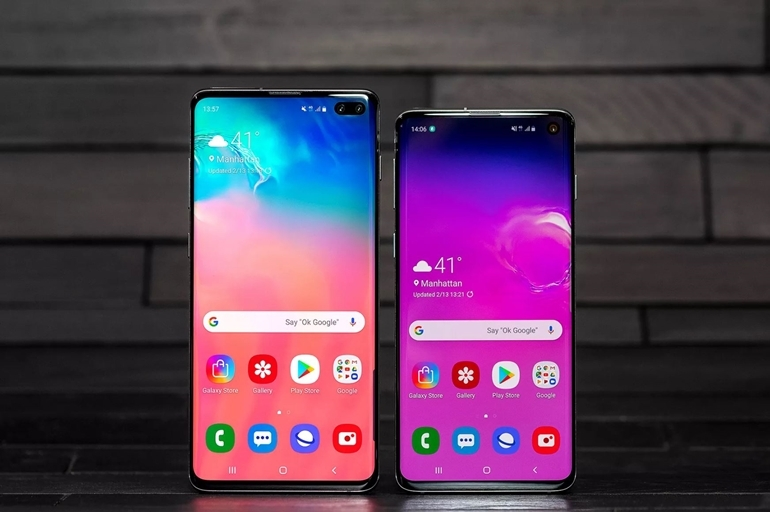 samsung galaxy s10 s10 plus