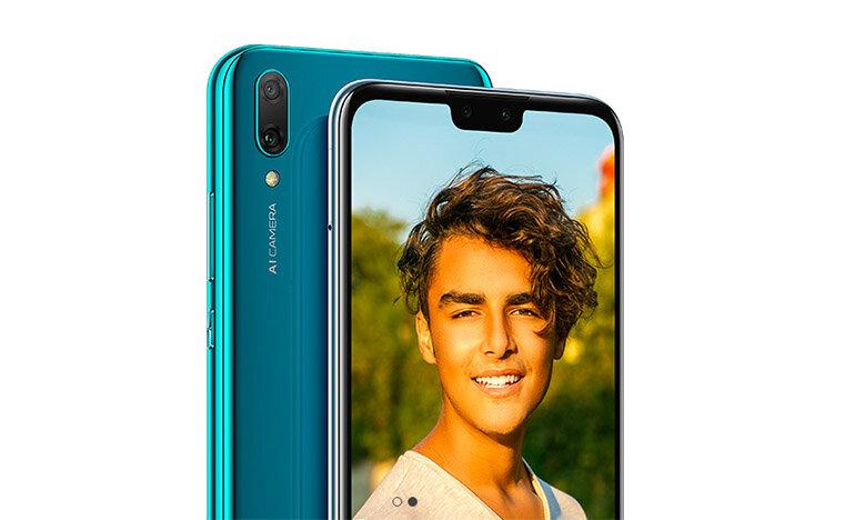 Đánh giá điện thoại Huawei Y9 2019: Một