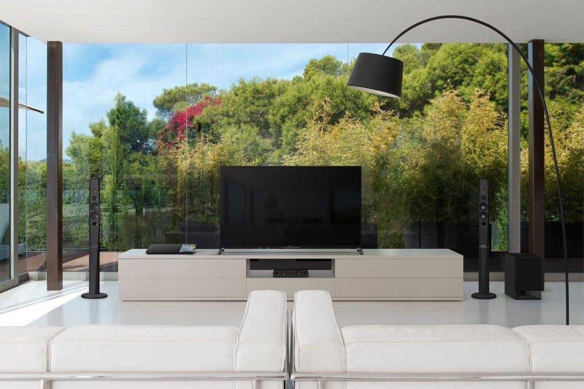 SONY X900F 4K LED UHD