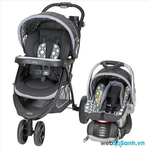 xe đẩy Baby Trend EZ Ride 5