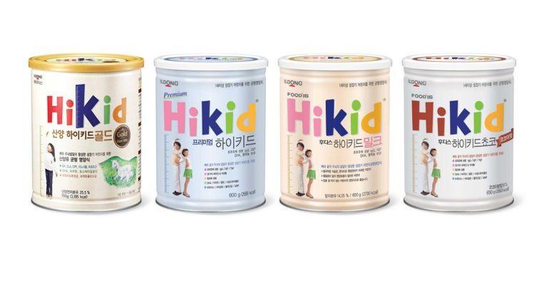 Có mấy loại sữa Hikid trên thị trường hiện nay?