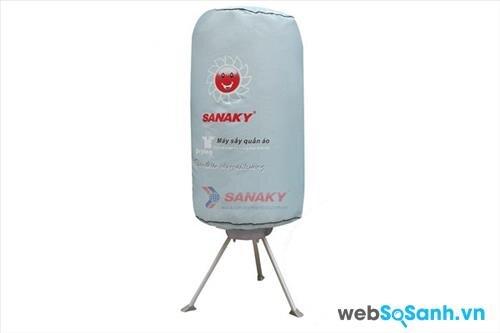 Máy sấy quần áo Sanaky AT-900T