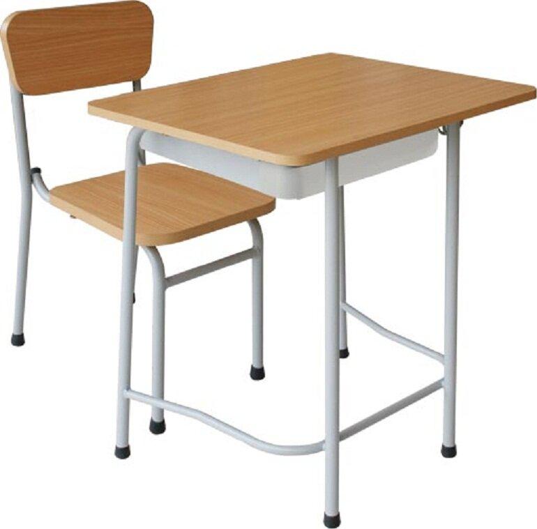 Bàn ghế học sinh BHS107-4