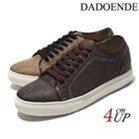 Giày sneaker 4cm cho nam