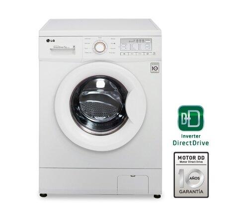 Công nghệ 6 Motions giặt sạch vượt trội của LG WD9600