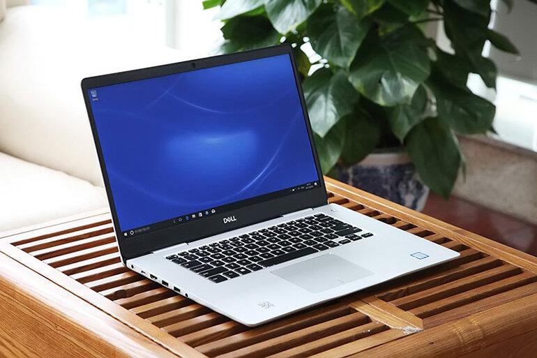 Laptop Dell Inspiron 7570 với vẻ ngoài siêu mỏng và thời trang