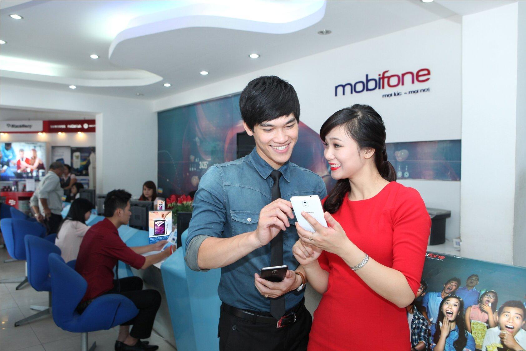 Kiểm tra dịch vụ Mobifone đang sử dụng