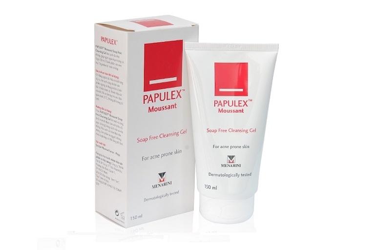 Giới thiệu về thương hiệu sữa rửa mặt Papulex