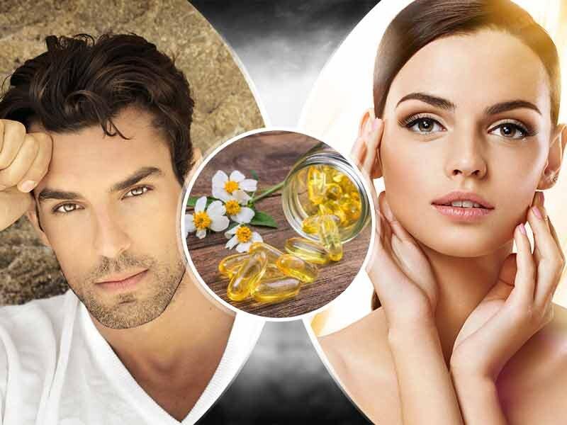 tác dụng dưỡng da của vitamin e