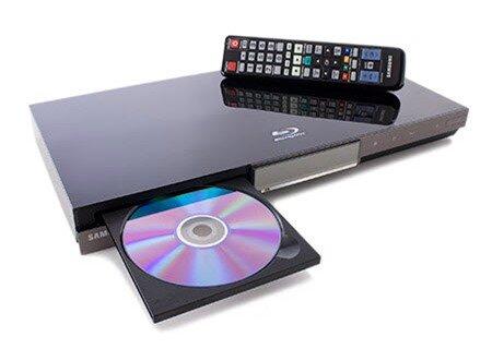 Đầu đọc đĩa Blu-ray của Samsung