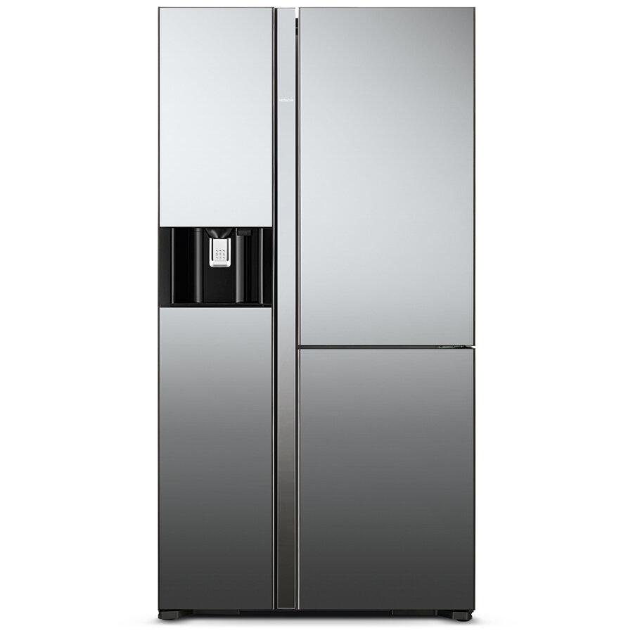 Tủ lạnh Hitachi Side by Side RM700GPGV2(GBK) sử dụng công nghệ inverter