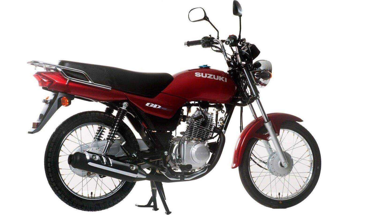 Xe côn tay Suzuki GD110 2019
