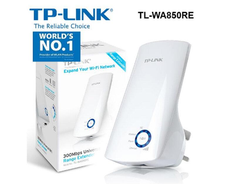 Bộ mở rộng sóng TP-LINK TL-WA850RE