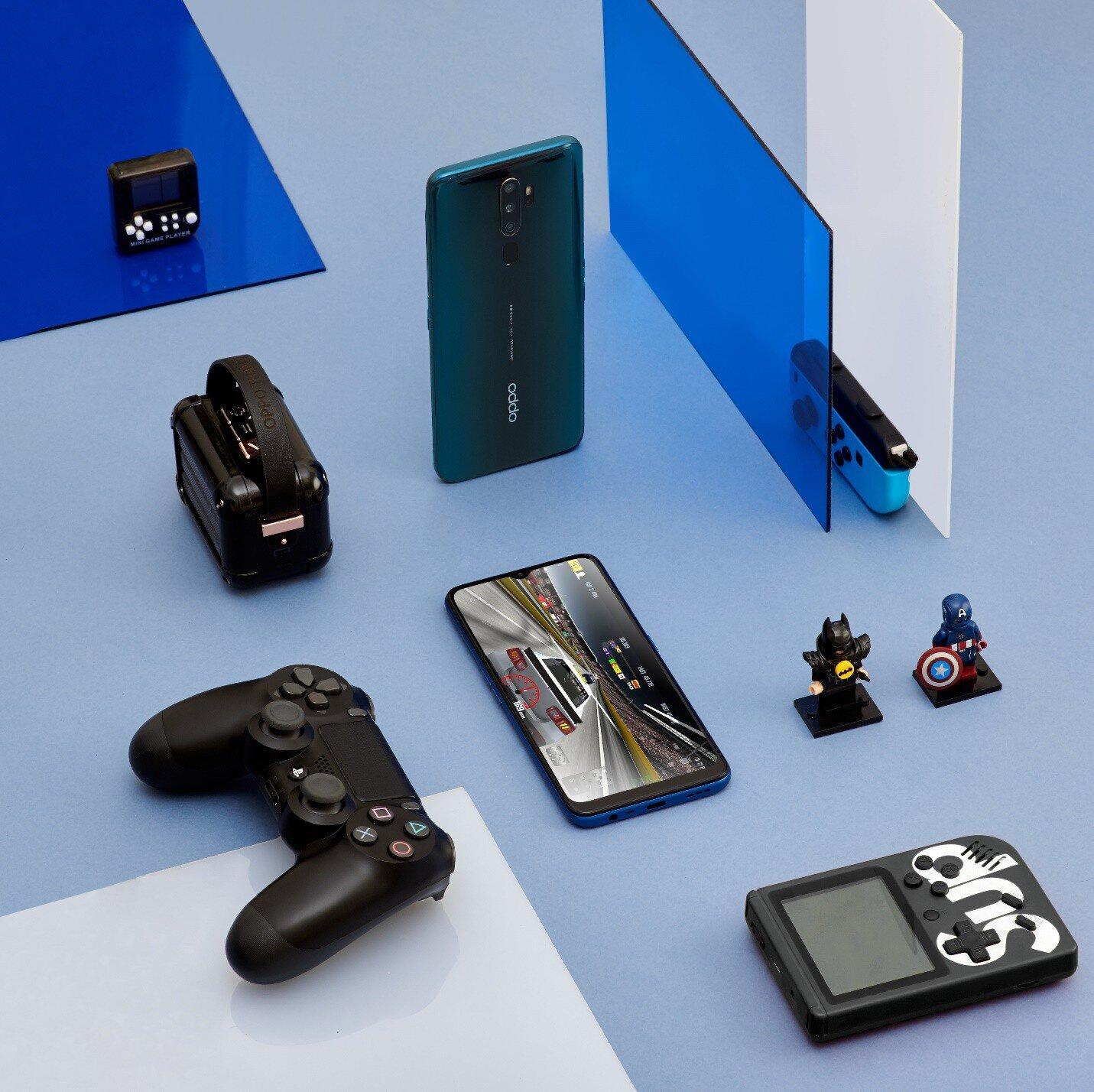 Mua điện thoại Oppo A9 chính hãng
