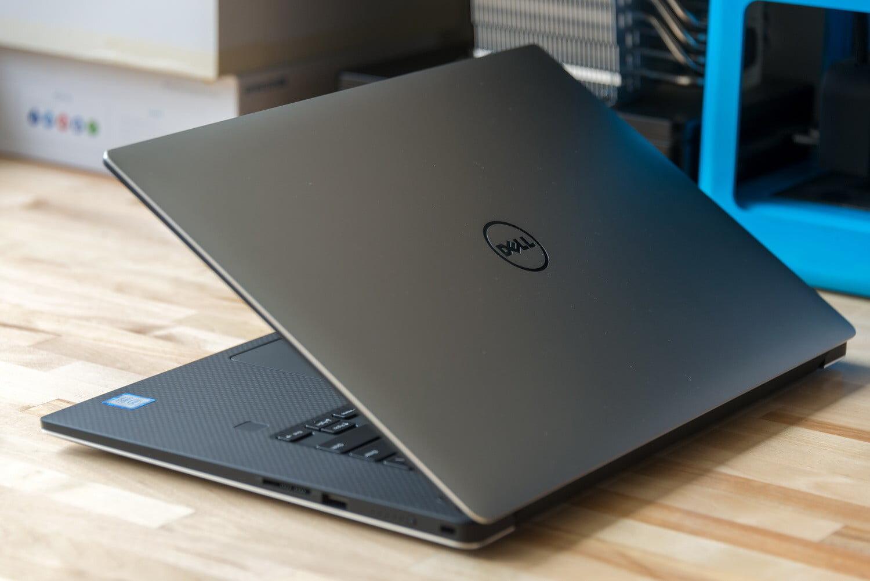 Alt + Caption: Sản phẩm Laptop Dell XPS chính hãng chất lượng