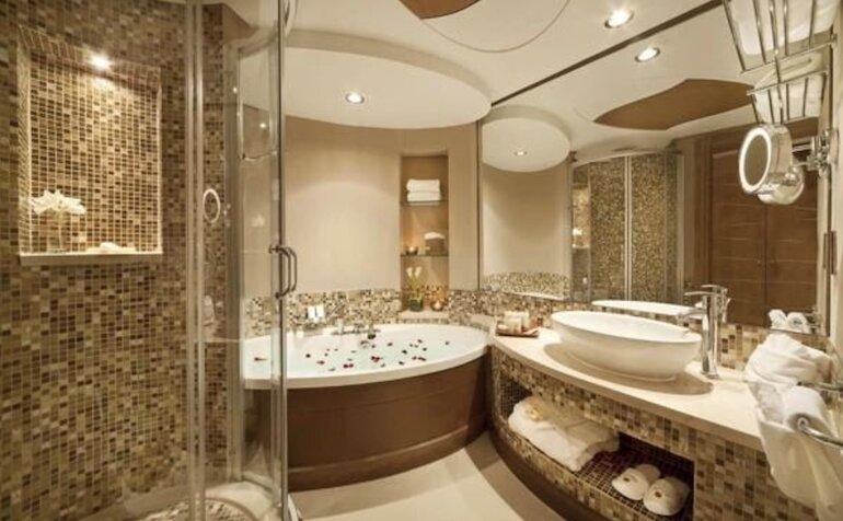Tìm hiểu nội thất phòng tắm cao cấp