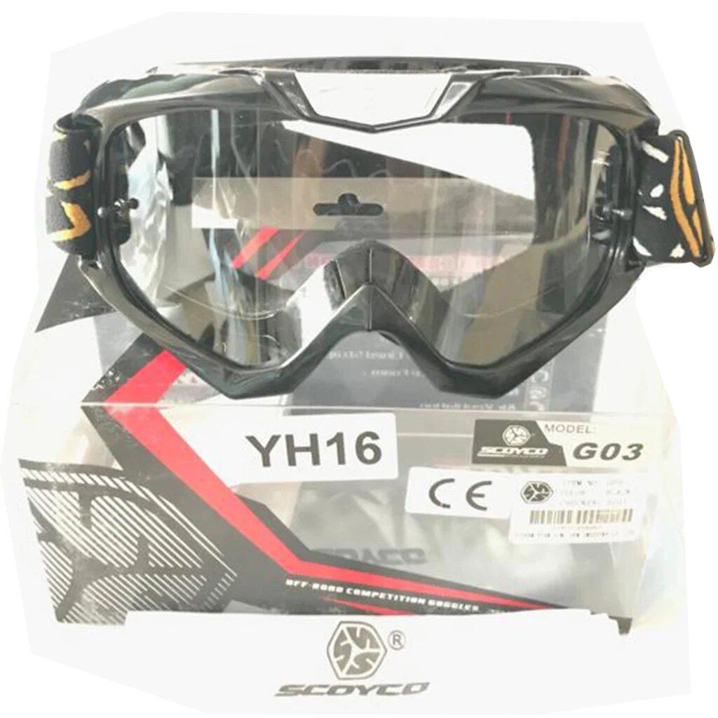 Kính bảo hộ Scoyco G03