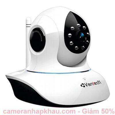 Camera hồng ngoại không dây VANTECH VT-6300B