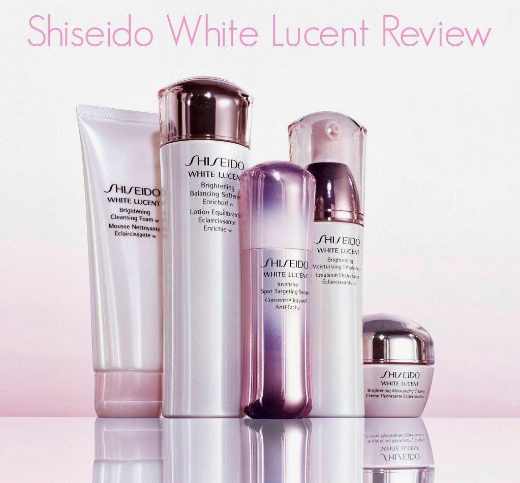 Sử dụng và trải nghiệm hiệu quả tuyệt vời mà bộ sản phẩm của Shiseido mang lại