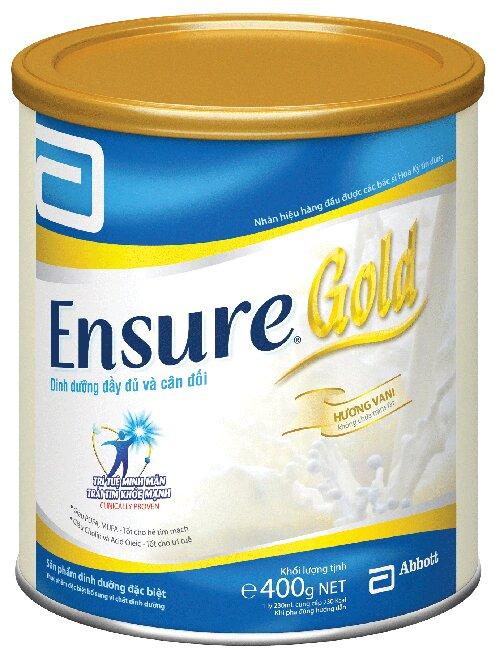 Ensure Gold được bổ sung FOS tốt hơn cho tim mạch