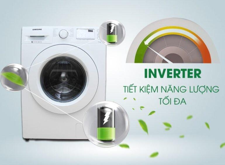 Chọn máy giặt nào tiết kiệm điện nước ?