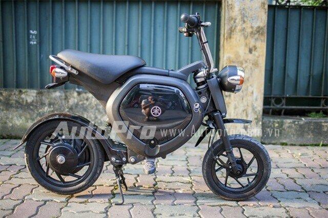 EC-02 là sự tổng hoà giữa cổ điển, hiện đại và thể thao.