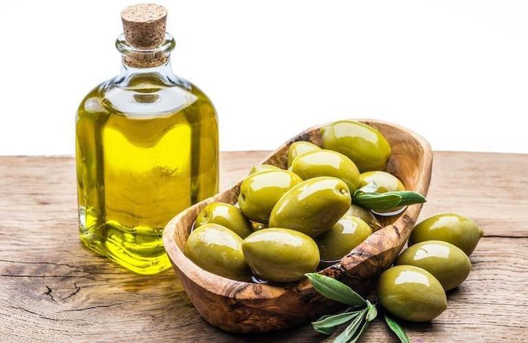 Công dụng của Olive trong làm đẹp