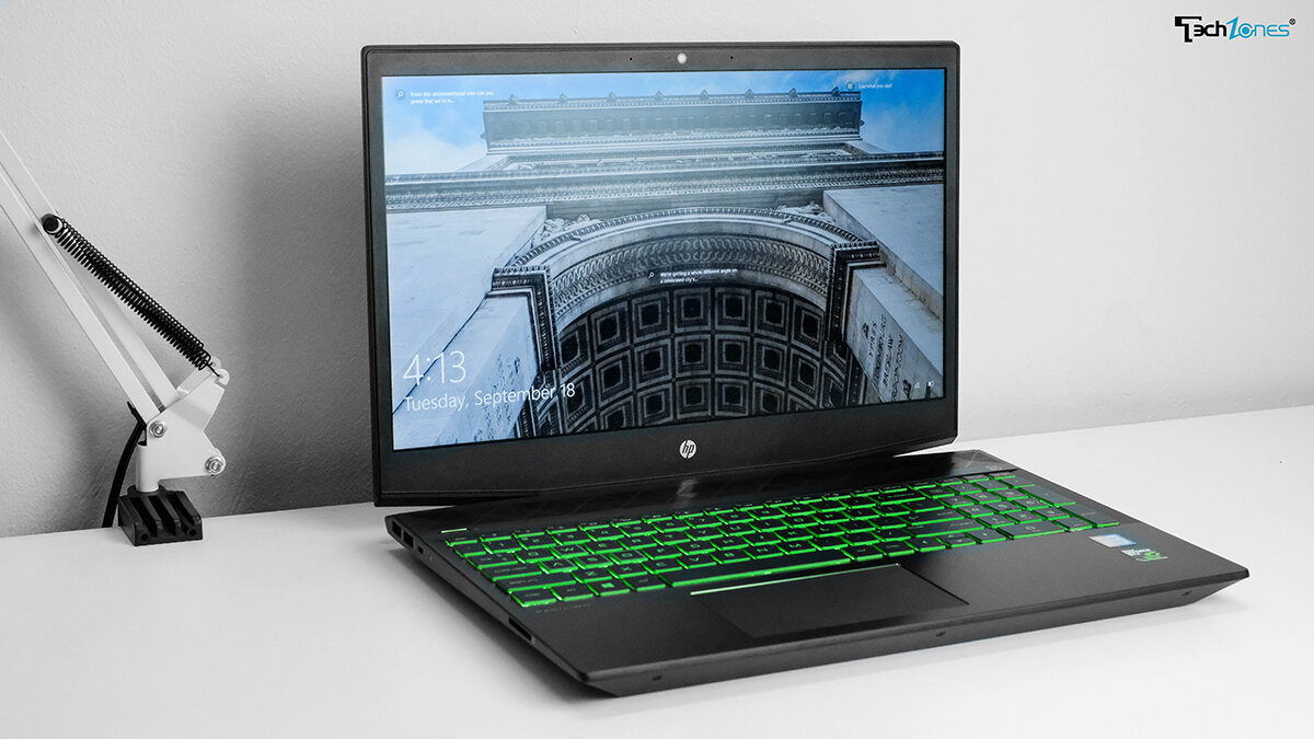 Laptop HP Pavilion Gaming 15