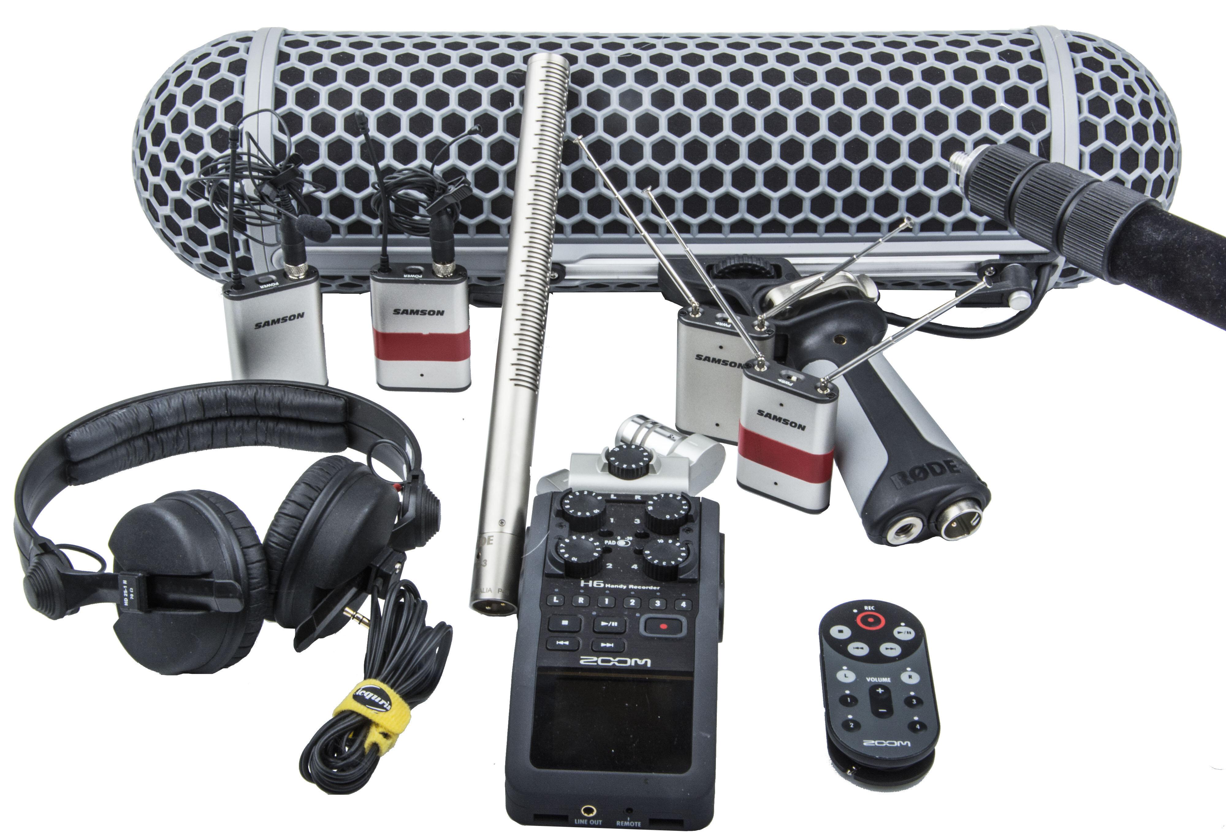 Các thiết bị ghi âm tốt nhất