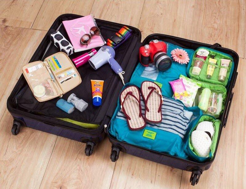Túi đựng đồ thương hiệu Msquare luôn là sự lựa chọn không thể thay thế trong những chuyến du lịch, công tác