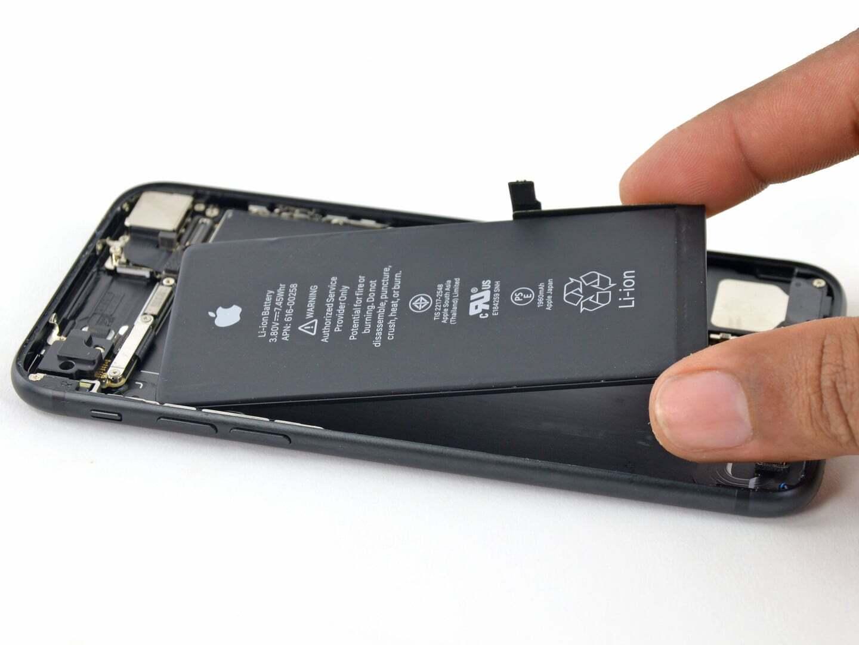 dung lượng pin iphone 11