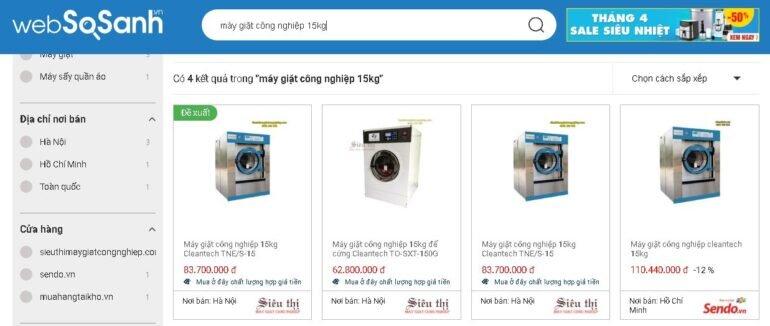 Giá máy giặt LG AI DD 15kg chỉ rẻ như máy giặt thường
