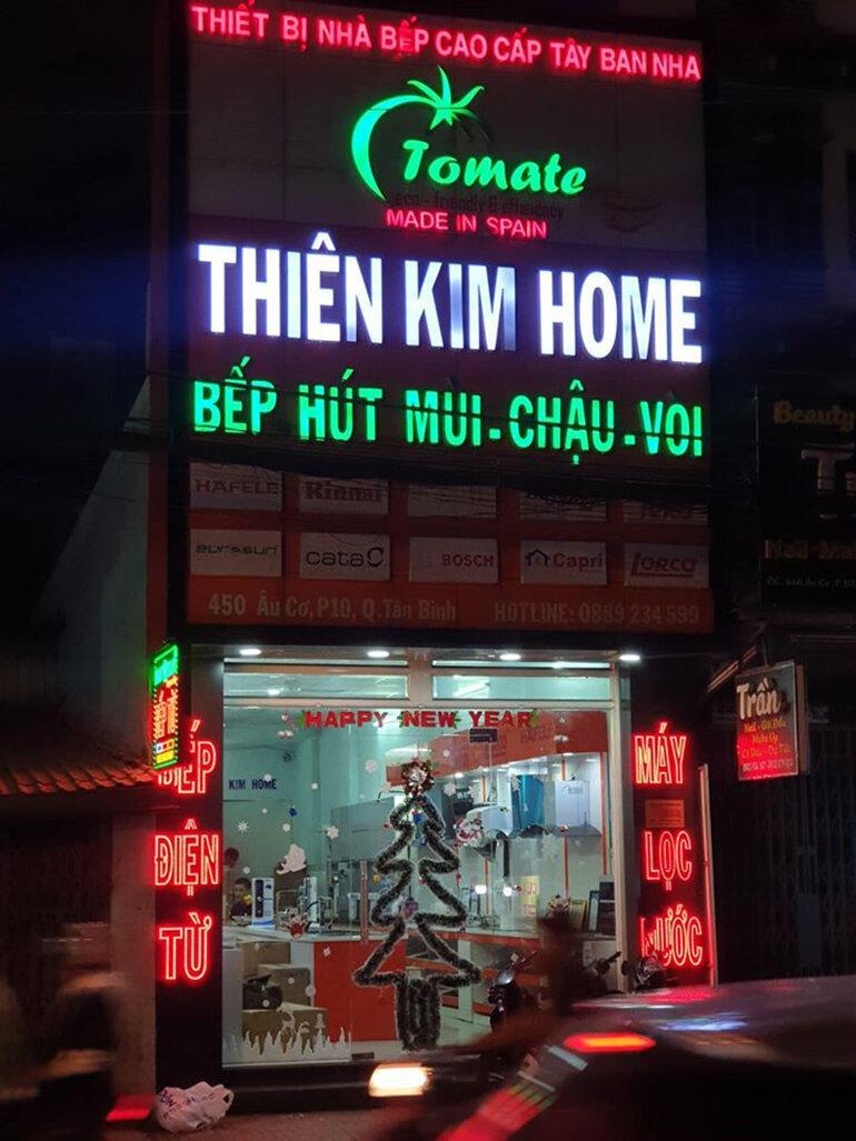 Cừa hàng Thiên Kim Home