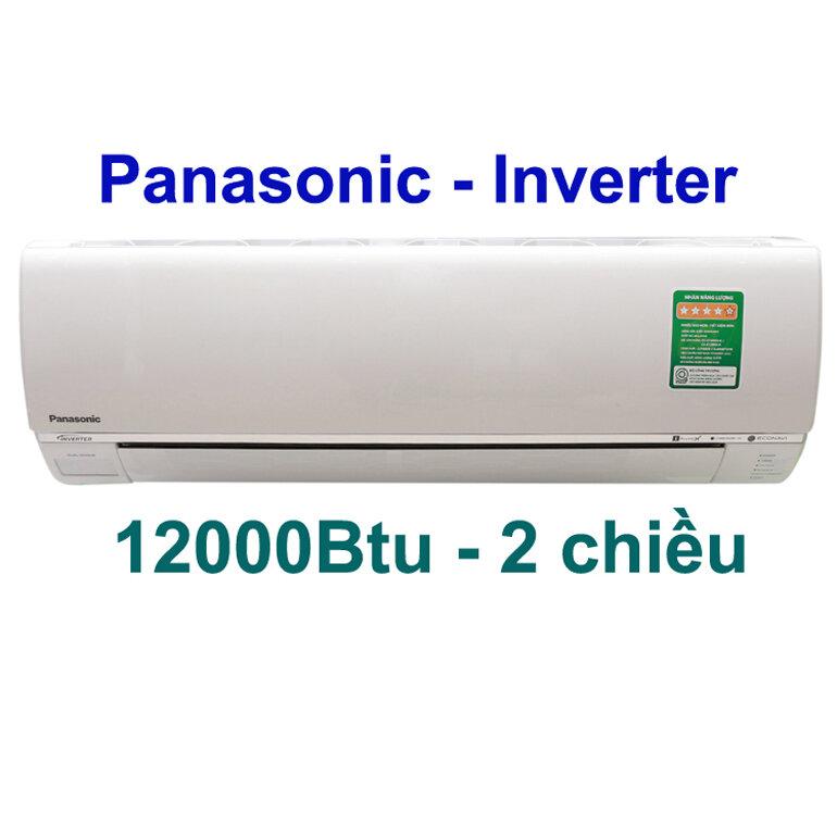 Điều hòa Panasonic 12000btu 2 chiều inverter CS-E12RKH-8