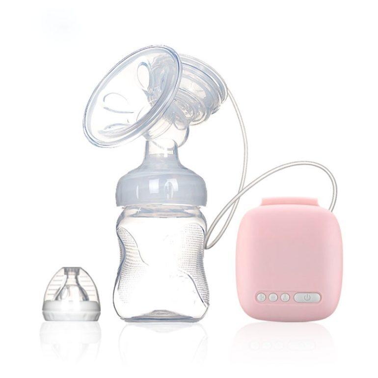 Máy hút sữa điện đơn Electric Breast Pump MZ-602 - Giá rẻ nhất: 158.000 vnđ