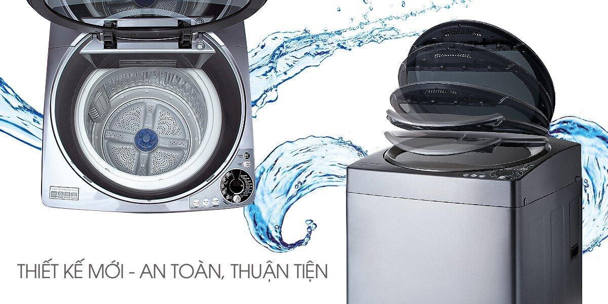 Máy giặt Sharp có nhiều phân khúc giá khác nhau