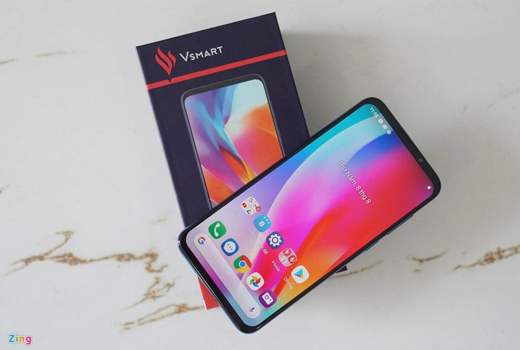 Điện thoại Vsmart Live có tốt không