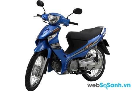 Suzuki Revo có bề ngoài khá gọn nhẹ