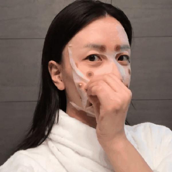 mặt nạ bấm huyệt là gì