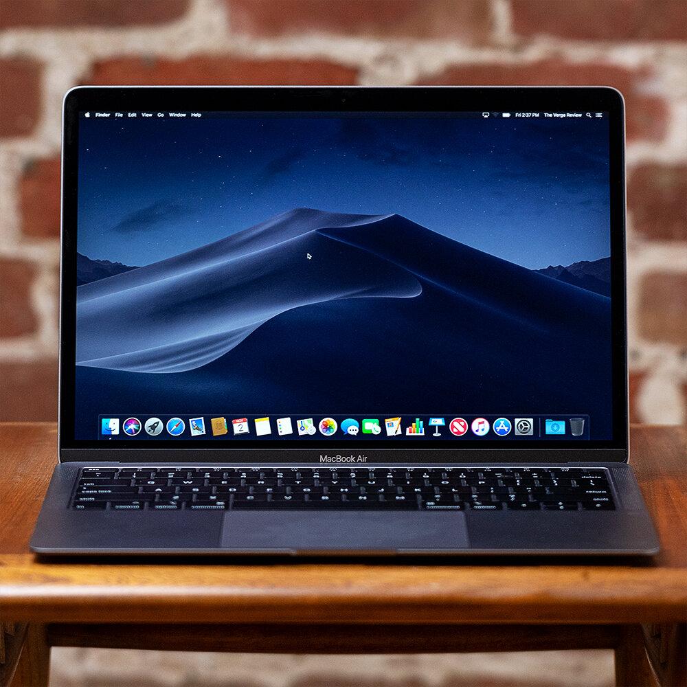 Apple Macbook Air 2018 chắc chắn hiện đại