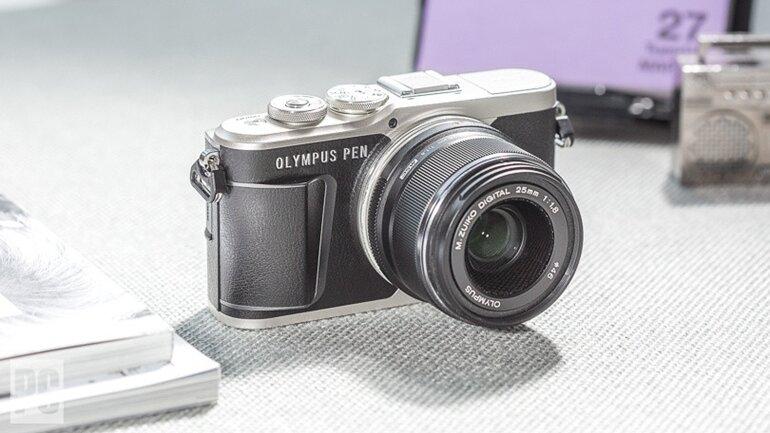 máy ảnh ngon bổ rẻ 2019