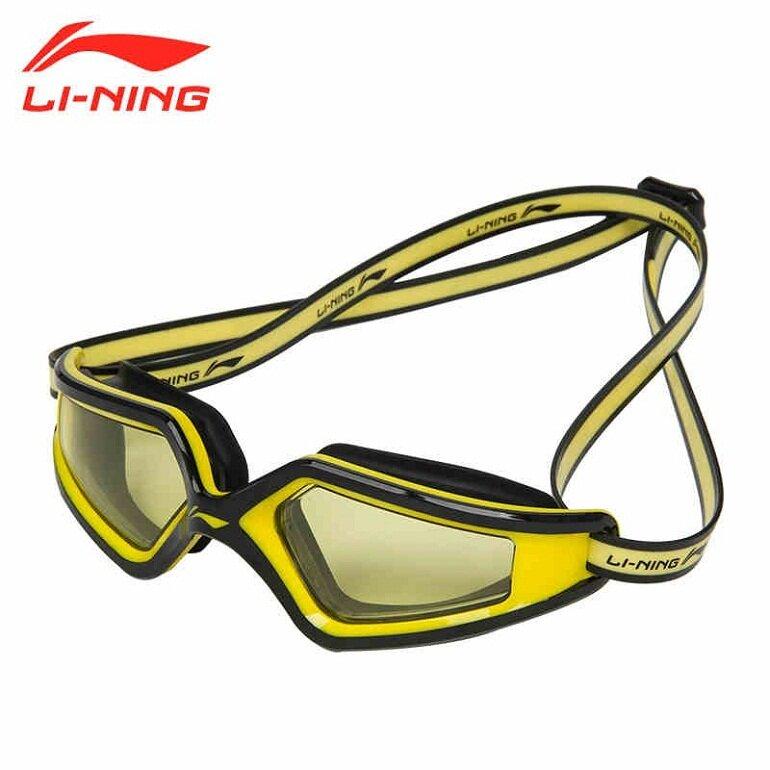 Kính bơi Lining có xuất xứ từ Trung Quốc