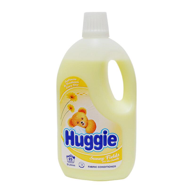 Nước xả Huggie tăng đàn hồi cho sợi vải là làm mềm vải