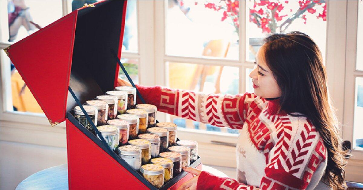 3 giỏ quà tết cao cấp giá từ 2 triệu vnđ đáng sắm cho dịp Tết Tân Sửu 2021