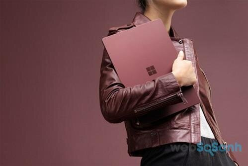 laptop siêu mỏng laptop window Surface 2017