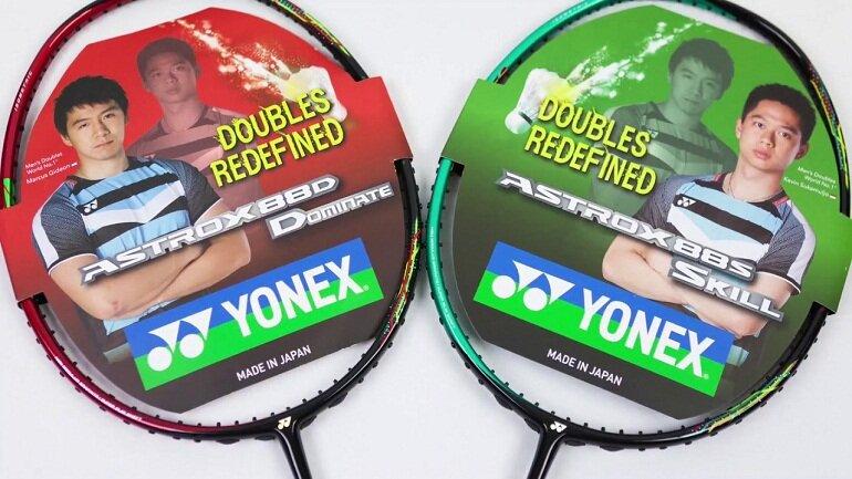 Vợt cầu lông Yonex Astrox 88S phù hợp với người chơi có lối chơi thiên về phòng thủ phản công