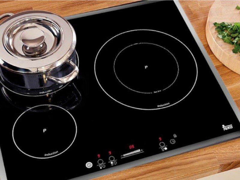 Bếp điện từ đa dạng nhiều chức năng