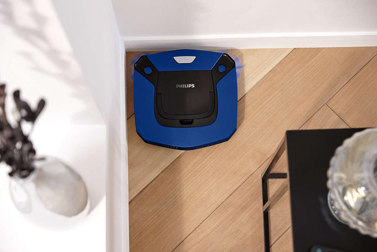 Philips FC8792 hợp với nhu cầu vệ sinh của nhiều gia đình