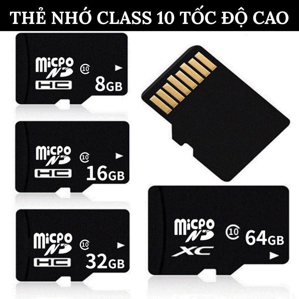 Thẻ nhớ 8GB là gì